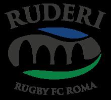 Logo Ruderi Rugby Roma
